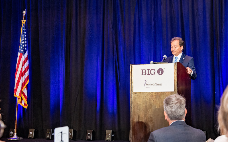 "Correll CEO Jon Jensen Installed as Chairman of Big ""I"""